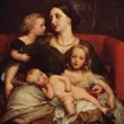 George Augustus Frederick Cavendish Art Print