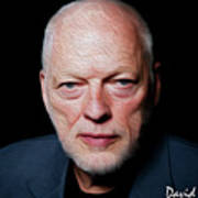 Gilmour By Nixo Art Print