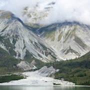 Glacier Bay Landscape Art Print