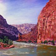 Grand Canyon I Art Print