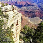 Grand Canyon13 Art Print