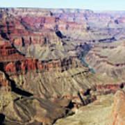 Grand Canyon29 Art Print