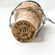 Grand Vin De Champagne Art Print by Frank Tschakert