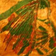 Green  - Tile Art Print