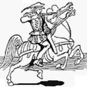 Grimm: Faithful John Art Print