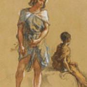 Guillaumet Gustave Achille Art Print