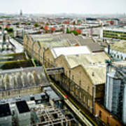 Guinness Brewery In Dublin Art Print