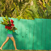 Hawaii Lifestyle Art Print