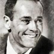 Henry Fonda, Hollywood Legend Art Print
