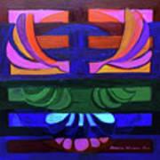 Hexagram Eleven - T'ai Art Print