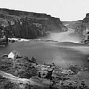 Idaho: Snake River Canyon Art Print