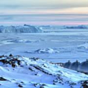Ilulissat - Greenland Art Print