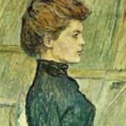 img296 Henri De Toulouse-Lautrec Art Print