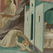 Incidents In The Life Of Saint Benedict Art Print