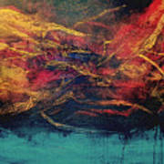 Inferno 3 Art Print