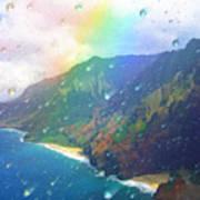 Inside A Rainbow Art Print