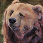It's Good To Be A Bear Art Print
