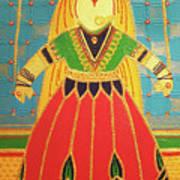 Jaipur's Kathputli Art Print