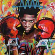 Jean Michel Basquiat Art Print