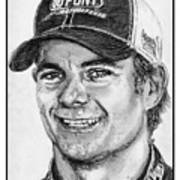 Jeff Gordon In 2010 Art Print