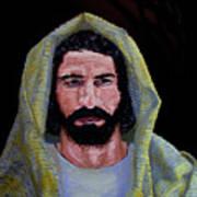 Jesus In Contemplation Art Print