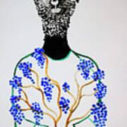 Jesus The Vine Art Print