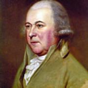 John Adams (1735-1826) Art Print by Granger