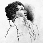 John Keats (1795-1821) Art Print