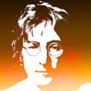 John Lennon The Legend Art Print