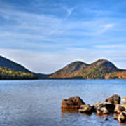 Jordan Pond No. 2 - Acadia - Maine Art Print