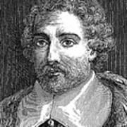 Joseph De Tournefort, French Botanist Art Print