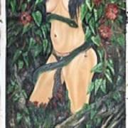 Jungle Beauty Art Print