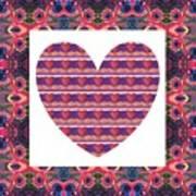 Just Love Art Print