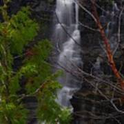 Kakabeka Falls, Low Water Art Print
