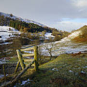 Keld Views Art Print