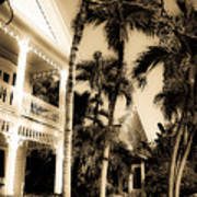 Key West House Art Print