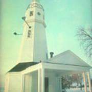 Kimberly Pointe Lighthouse Art Print