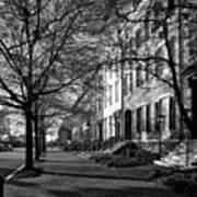 La Fayette Park - Washington D C Art Print