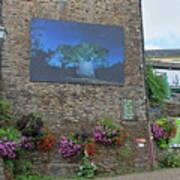 La Gacilly, Morbihan, Brittany, France, Photo Festival Art Print