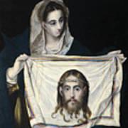 La Veronica Art Print