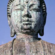 Lahaina, Buddha At Jodo  Art Print