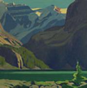 Lake O'hara Art Print
