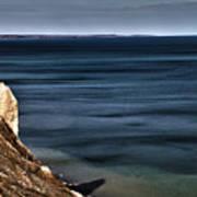 Lake Ontario At Sodus Bay Art Print