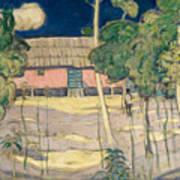 Landscape Trinidad Art Print