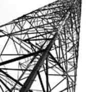 Large Powermast Art Print