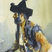 Le Roi Des Gitanes Art Print