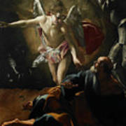 Liberation Of Saint Peter Art Print