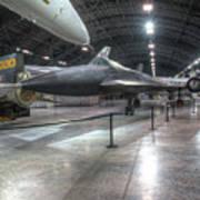 Lockheed, Yf-12a Art Print