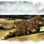 Loire Valley Art Print