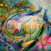 Longing For Chagall Art Print